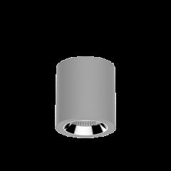 """Светильник LED """"ВАРТОН"""" DL-02 Tube накладной 125*135 35° серый матовый"""