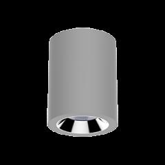"""Светильник LED """"ВАРТОН"""" DL-02 Tube накладной 220*150  35° серый матовый"""