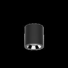 """Светильник LED """"ВАРТОН"""" DL-02 Tube накладной 100*110 35°черный матовый"""