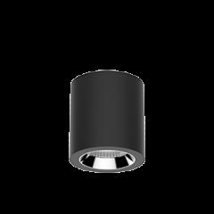 """Светильник LED """"ВАРТОН"""" DL-02 Tube накладной 125*135 35° черный матовый"""