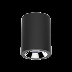 """Светильник LED """"ВАРТОН"""" DL-02 Tube накладной 220*150  35° черный матовый"""