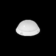 "Светодиодный светильник ""ВАРТОН"" ЖКХ круг IP65 185*70 мм антивандальный"