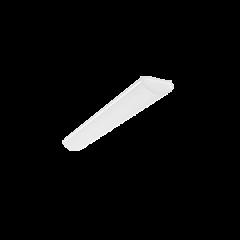 """Светодиодный светильник """"ВАРТОН"""" LUX опаловый накладной 1235*160*65"""