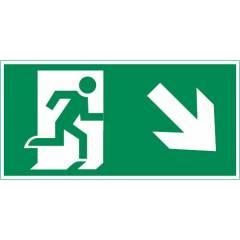 """Пиктограмма """"Выход вправо вниз"""" для Flip Varton"""