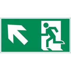 """Пиктограмма """"Выход влево вверх"""" для Flip Varton"""