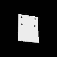 Крышка торцевая Т-Лайн белый  RAL9003 к-кт: саморезы 1к-кт