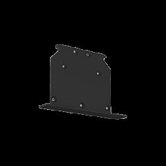 Крышка торц-я глухая Universal-Line ширина15мм, RAL9005 черный матовый 1 шт,