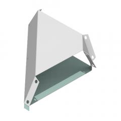 Соединитель L-образный с набором креплений для светильников серии Supermarket