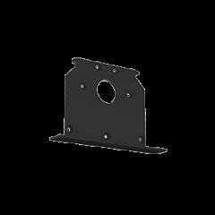Крышка торц-я гермоввод Universal-Line ширина15мм, RAL9005 черный матовый 1 шт,