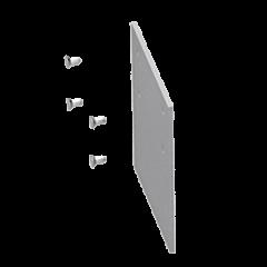Крышка торцевая с набором креплений для светильников серии Т-Лайн