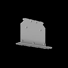 Крышка торцевая глухая для светильника Universal-Line, ширина 15мм
