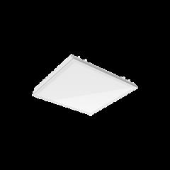 """Светодиодный светильник """"ВАРТОН"""" тип кромки Vector (Prelude 24) 594*594*58 мм c равномерной засветкой"""