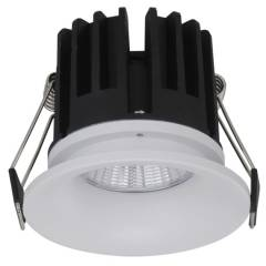 Акцентный светодиодный встраиваемый светильник Zorgen GALA 101 10W 3000-5000K 1100Lm Ø77мм