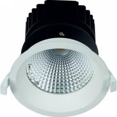 Акцентный светодиодный встраиваемый светильник Zorgen GALA 102 20-30W 3000-5000K 2000-3000Lm Ø125мм