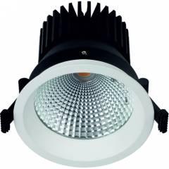Акцентный светодиодный встраиваемый светильник Zorgen GALA 103 30-50W 3000-5000K 3000-5000Lm Ø140мм