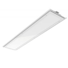 Светодиодный светильник ВАРТОН G270 для гипсокартонных потолков 1200*198*67мм монтажный размер 1180х180мм