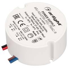 Блок питания ARJ-KE40700-PFC-TRIAC-R (28W, 700mA) (ARL, IP44 Пластик, 5 лет)
