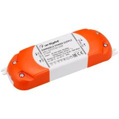 Блок питания ARJ-SP25700-DIM (18W, 700mA, PFC, Triac) (ARL, IP20 Пластик, 3 года)