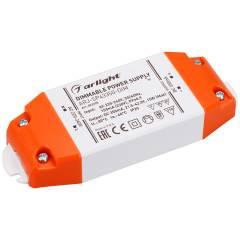 Блок питания ARJ-SP43350-DIM (15W, 350mA, PFC, Triac) (ARL, IP20 Пластик, 3 года)