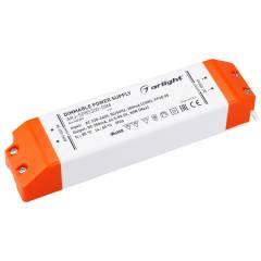 Блок питания ARJ-SP85350-DIM (30W, 350mA, PFC, Triac) (ARL, IP20 Пластик, 3 года)