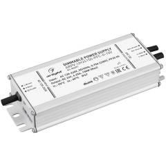 Блок питания ARPV-UH24150-PFC-0-10V (24V, 6.3A, 150W) (ARL, IP67 Металл, 7 лет)