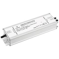Блок питания ARPV-UH24240-PFC-0-10V (24V, 10.0A, 240W) (ARL, IP67 Металл, 7 лет)