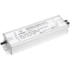 Блок питания ARPV-UH24320A-PFC-0-10V (24V, 13.3A, 320W) (ARL, IP67 Металл, 7 лет)