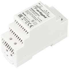 Блок питания ARV-DR30-24 (24V, 1.25A, 30W) (ARL, IP20 DIN-рейка)