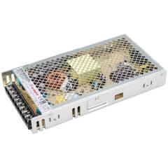 Блок питания HTSP-200-24-FA-PFC (24V, 8.3A, 200W) (ARL, IP20 Сетка, 3 года)