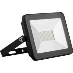 Светодиодный прожектор SAFFIT SFL90-30 IP65 30W 4000-6400K черный