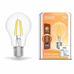 Умная лампа Filament DIM 7 Вт 806 лм