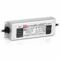 Источник питания постоянного тока 48В 96Вт IP67 Meanwell ELG-100W-48V