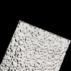 Рассеиватель колотый лед для Т-ЛАЙН 585*70 (585*67 мм) 2 шт в упаковке