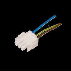 Комплект для подключения к сети 0.3м накладной Вартон X-Line