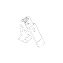 Комплект клипс для монт. в гипсокартон RC048Z SMB-PLC - PHILIPS RC091V / RC048
