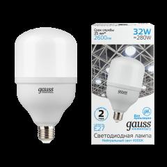 Лампа Gauss Elementary LED T100 E27 32W 2600/2700lm