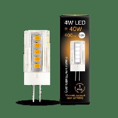 Лампа Gauss LED G4 12V 4W 2700K керамика