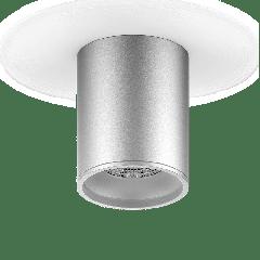 LED светильник накладной HD004 12W (хром сатин) 4100K 79x100, 920лм