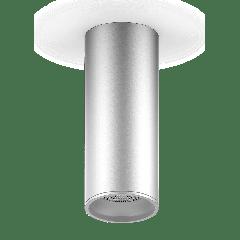 LED светильник накладной HD006 12W (хром сатин) 4100K 79x200, 920лм