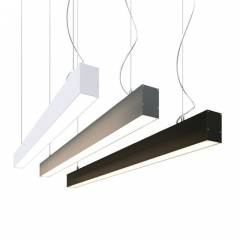 Линейный подвесной светодиодный светильник LT-PLS6070-2000-P 2000x60x70мм 102Вт 9282Лм