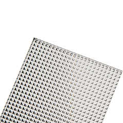 Рассеиватель микропризма для светильников офис 1495*140*50мм 2 шт в упаковке