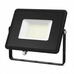 Прожектор светодиодный Gauss Qplus 150W 18000lm IP65 6500K графитовый серый