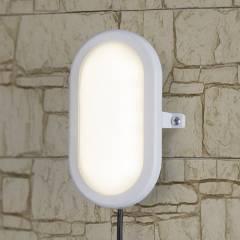 Пылевлагозащищенный светодиодный светильник LTB0102D 12Вт 78.5x143x216мм