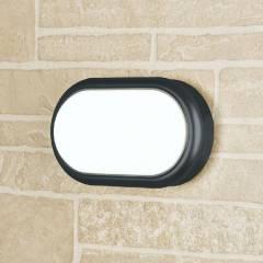 Пылевлагозащищенный светодиодный светильник Forssa LTB05 18Вт черный