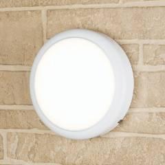 Пылевлагозащищенный светодиодный светильник Imatra LTB06 18Вт белый