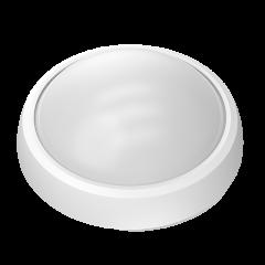 Светильник светодиодный Gauss IP54 D176*76 12W 990lm 4000K ECO 2.0 круг с микроволновым сенсором