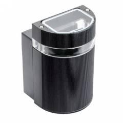 Светильник садово-парковый Gauss Enigma настенный архитектурный, GU10, 100x105x155mm, 170-240V / 50Hz, 1xMax.50W, IP54