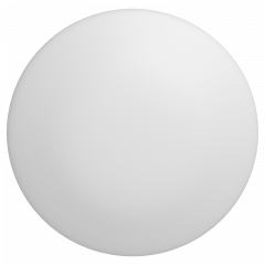 Светильник светодиодный Gauss IP20 D300*110 15W 800lm 4000K DECOR белый