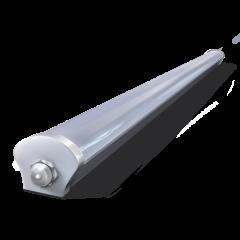 Светильник светодиодный Gauss IP65 1490*40*30мм 45Вт 3550/3570lm 4000/6500К ULTRACOMPACT линейный матовый
