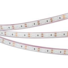 Светодиодная лента RTW 2-5000PGS 12V Red 2x (3528, 600 LED, LUX) (ARL, 9.6 Вт/м, IP67)